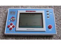 Nintendo Game and Watch Super Mario Bros. Retro 1988. YM-105