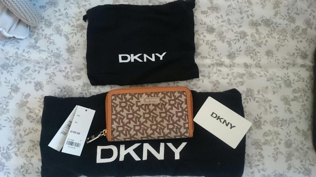 Ladies DKNY purse
