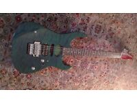 Customised Super Strat Guitar - Cort Solo Series Body(will post)