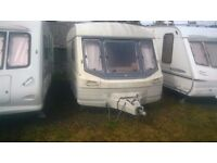 4 berth touring caravan available for parts FREE Swift Cornish