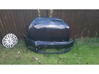 VW GOLF MK6 Bonnet + Front Bumper
