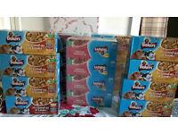 Bulk Buy of Baker's Good as it Looks Premium Dog Food 20 x 4 Tray Multipacks / 80 Trays