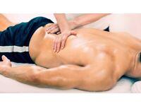 Massage by Male