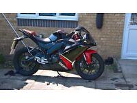 Derbi GPR 125 4T (not Yamaha R125, Aprilia RS125, Honda CBR125)