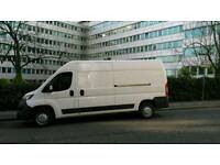 Man and van from £10/ph