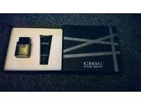 Chic for Men boxed set by Carolina Herrera