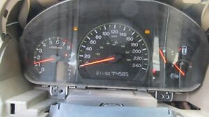 03-07 Honda Accord Cluster