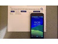 Motorola Moto G5 Sapphire Blue O2 like new handset only £85