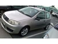 FIAT PUNTO 1.2 LOW MILAGE ,VERY ECONOMICAL, ONLY £450