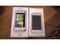 HTC RADAR smashed screen