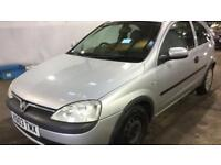 ONE LITRE Vauxhall Corsa 1.0, Well Services, One Years MOT