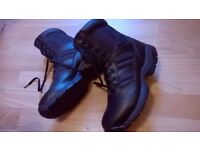 Magnum Panther 8.0 Black Leather Boots - Size 9