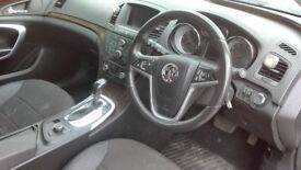 breaking parts vauxhall insignia half leather interior very good condition