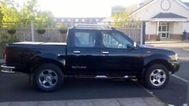 Nissan Navara Pick-up.