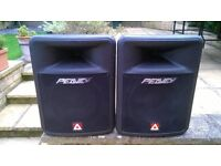 "1 pair of Peavey impulse 12 "" Passive Speakers US made"