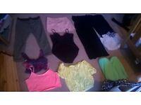 big bundle of size 12 ladies clothes