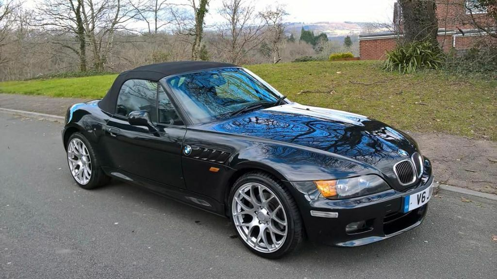 Bmw Z3 3 0i Manual Hardtop Rare Classic Similar To
