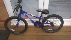 "Childrens 20"" mountain style bike"