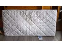 Mamas and Papas Luxury Pocket Sprung Cotbed Mattress - 0-5 years