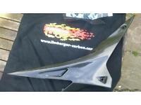 Aprilia rsv4 tuono ilmberger carbon fiber