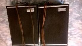 Pair of Marconiphone Speakers