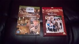 2 complete series of the waltons season 1 and 2 excellent condition