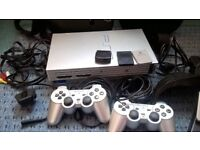 Limited Edition PS2 + Games
