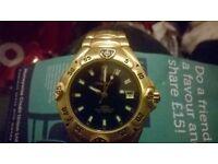 Oskar Emil Designer Swiss watch rrp £850 boxed aspen model will except £180 ono
