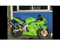 Kawasaki ninja ZX-6R 636 B1H not R6 cbr600 gaxr600