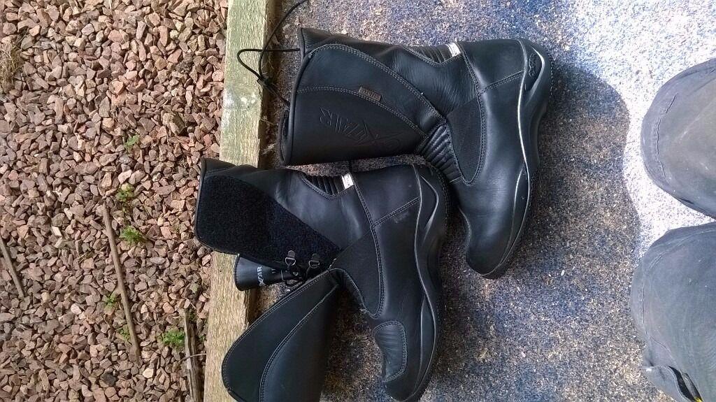 oxtar goretex boots size 39