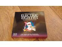 Brand New 3cd Box set Electric Eighties OMD, Yazoo, spandau ballet etc
