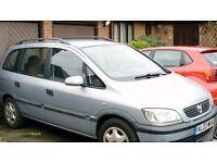 Zafira spares or repair £350 ONO