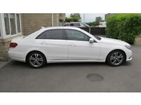 Mercedes Benz E220 CDI 7 Speed Tip Auto 2014 £30 per year road tax