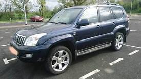Toyota Landcruiser LC3 8 Seater Manual