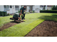 Top-quality turfing service in Barking and all other London areas!