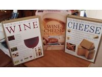 Cheese and Wine Encyclopedias