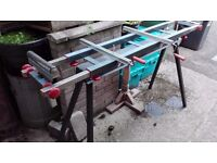 Portable Cross-Cut Saw Bench