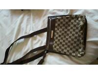 Ladies Gucci over the shoulder bag