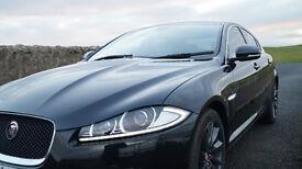 Jaguar XF 2.2 diesel auto