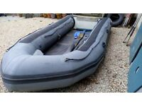 Avon 4.5M Sib - Heavy Duty Inflatable Diving Boat
