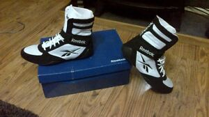 Floyd Mayweather Reebok Boxing Shoes For Sale