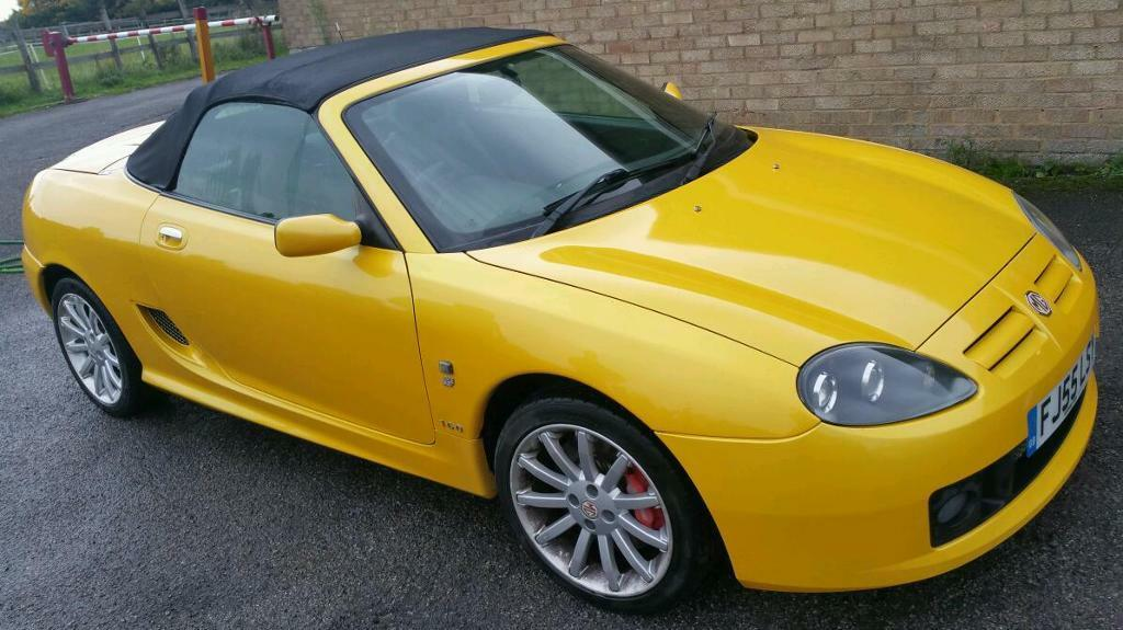 mg tf 160 in monogram colour sunspot in sittingbourne