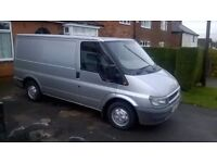 Man with a Van & Courier Service. Derby/National areas covered. 24/7