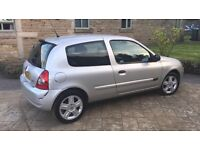 For sale Renault Clio 1.4 16v petrol excellent runner