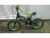 Ben 10 bike 5 to 7 years old