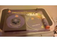 DVD / CD Cleaning set