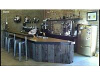 Coffee shop start up & Business Consultancy