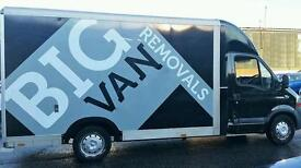 SHEFFIELD MAN AND LUTON VAN HIRE REMOVALS DELIVERIES AND COLLECTIONS