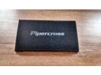 Focus pipercross filter