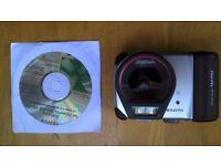 Brand new Fujifilm FinePix BIGJOB HD-3W 6.0 MP Digital Camera - Silver Shock & Waterproof only £55